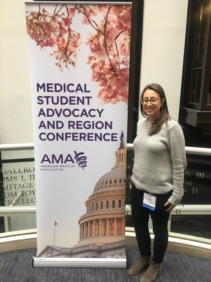 Engaging in Advocacy as a MedicalStudent