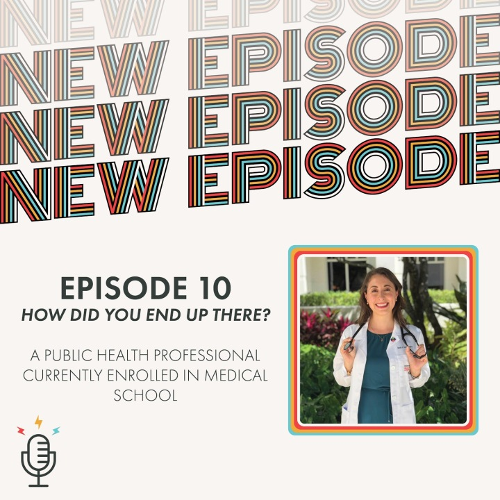 Two Interviews On My Journey to Medicine